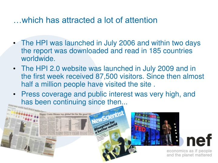 …which has attracted a lot of attention