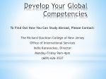 develop your global competencies