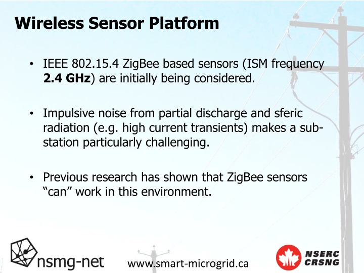 Wireless sensor platform