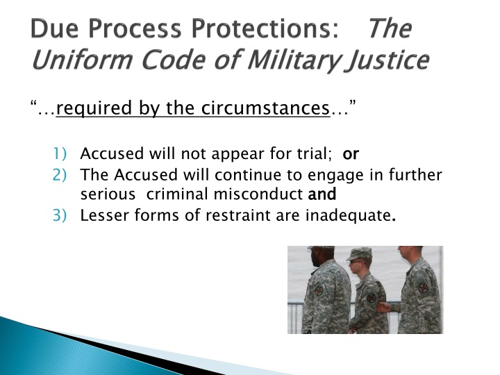Due Process Protections
