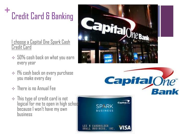 Credit Card & Banking