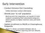early intervention3