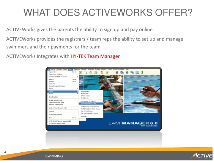 WHAT DOES ACTIVEWORKS OFFER?