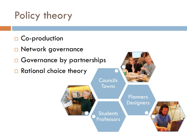 Policy theory