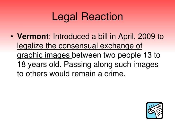 Legal Reaction