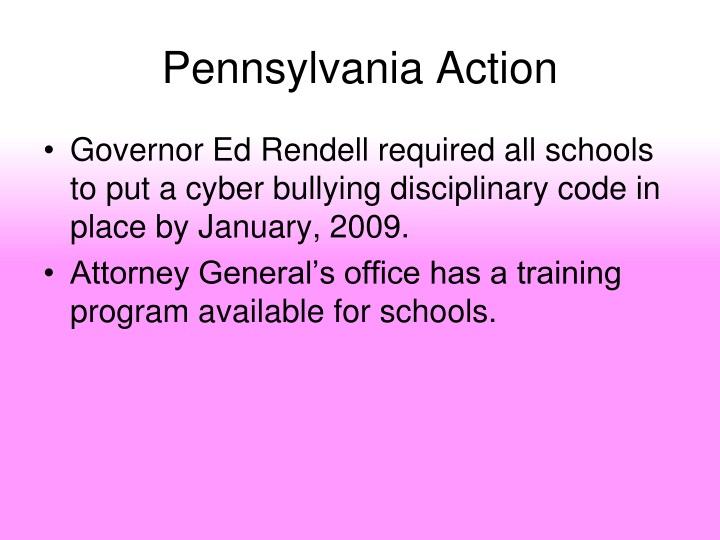 Pennsylvania Action