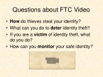 questions about ftc video