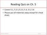reading quiz on ch 5