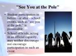 see you at the pole