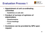 evaluation process 1