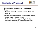 evaluation process 2