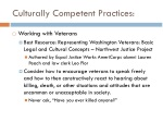 culturally competent practices