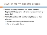 vso s in the va benefits process