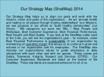 our strategy map stratmap 2014
