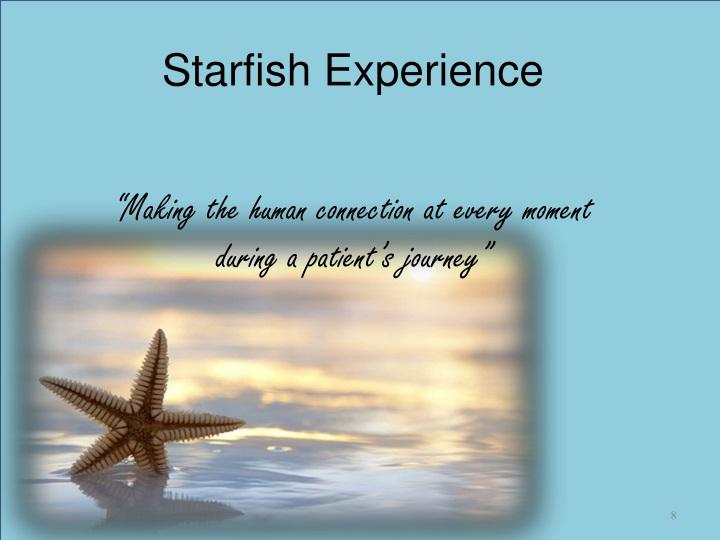 Starfish Experience