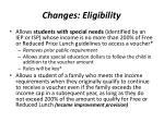 changes eligibility1