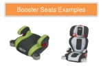 booster seats examples