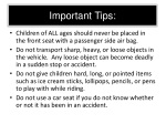 important tips