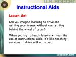 instructional aids1