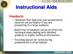 instructional aids11