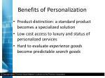 benefits of personalization2