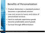 benefits of personalization3