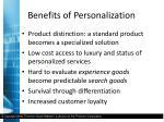 benefits of personalization4