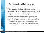 personalized messaging3