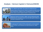 analysis venture capital in vietnam asean