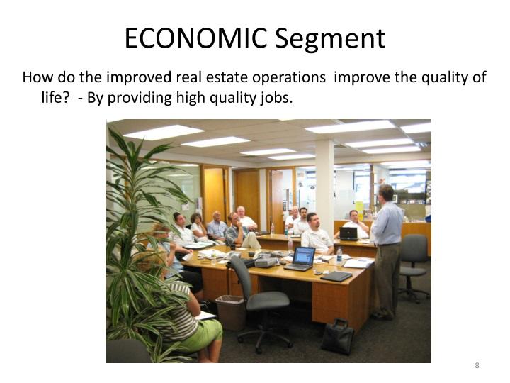 ECONOMIC Segment