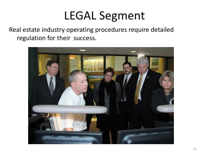 LEGAL Segment