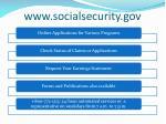 www socialsecurity gov