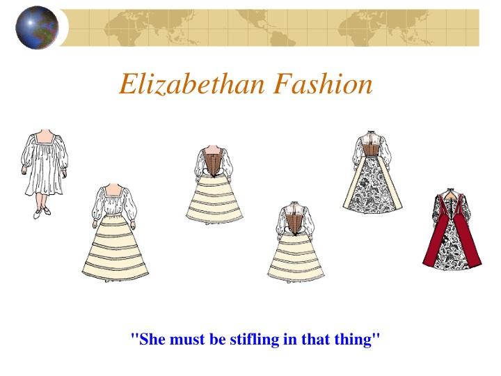 Elizabethan Fashion