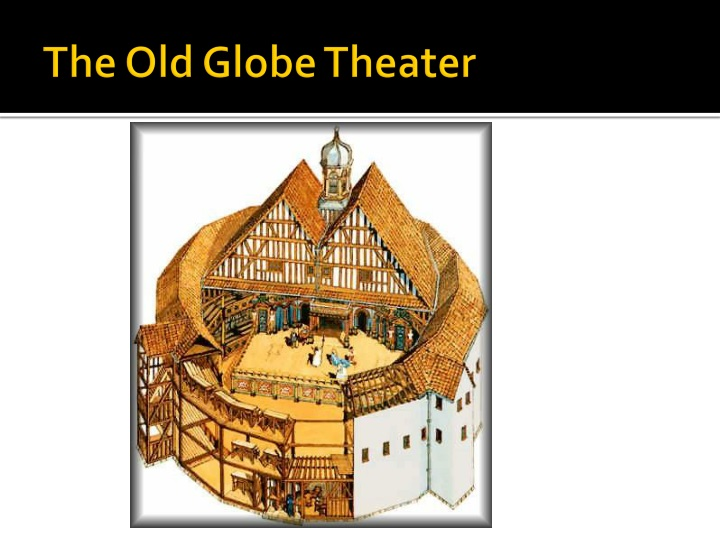 The Old Globe Theater