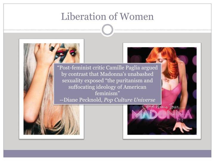 Liberation of Women