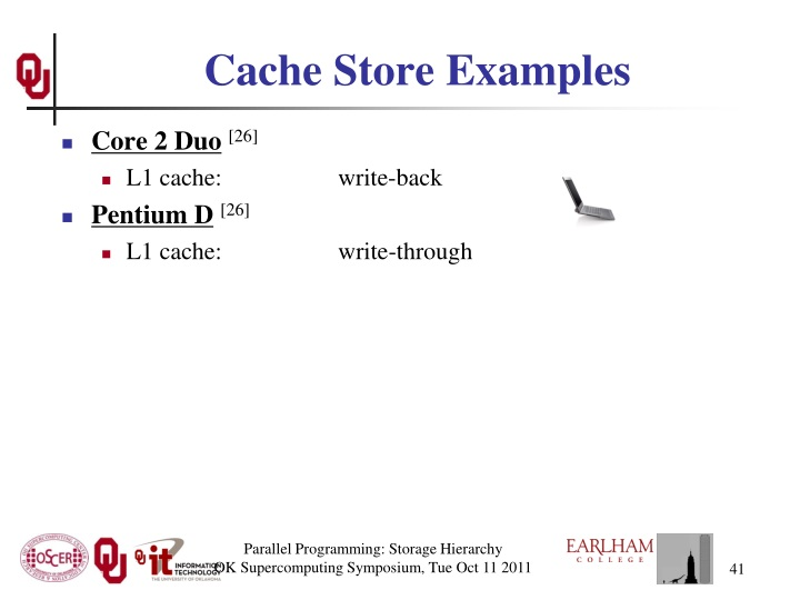 Cache Store Examples
