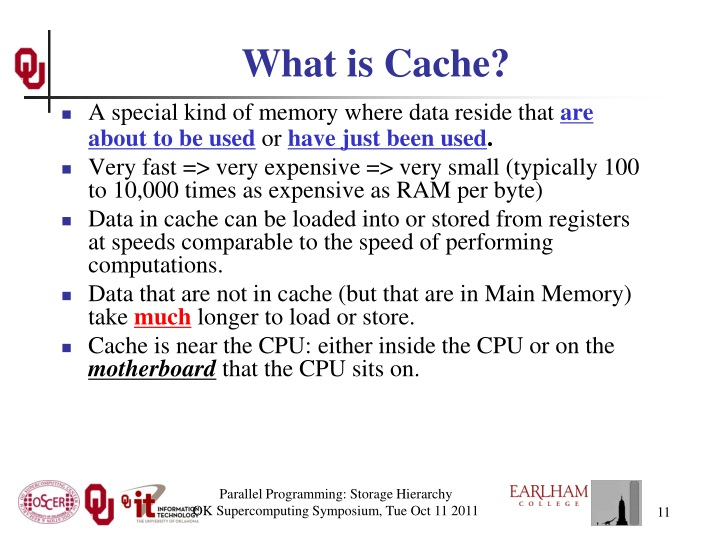What is Cache?