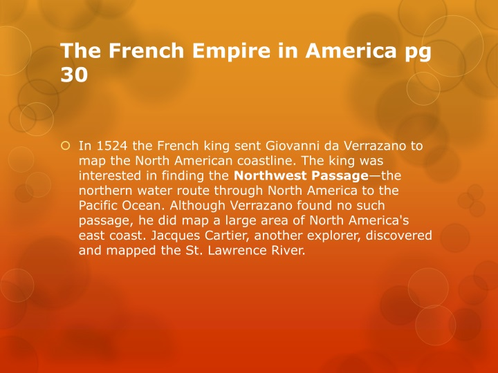 The French Empire in