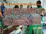be practical missionaries