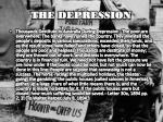 the depression1