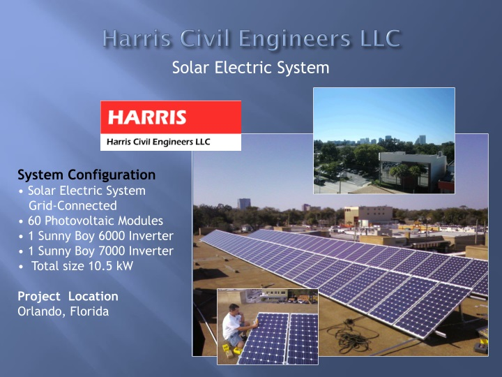 Harris Civil Engineers LLC