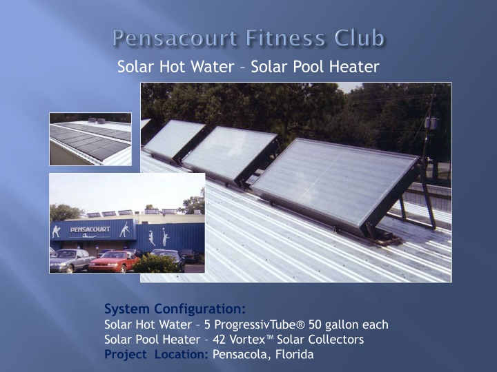 Pensacourt Fitness Club