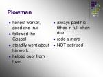 plowman
