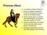 prioress nun