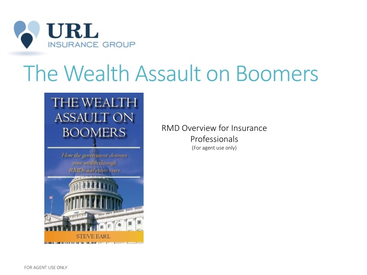 The wealth assault on boomers