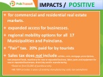 impacts positive