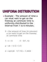 uniform distribution1