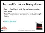 fears and facts about buying a home1