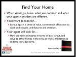find your home1