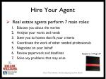 hire your agent